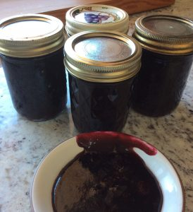 salal jelly finished product