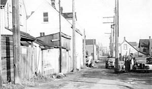 Hogan's Alley - Vancouver