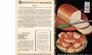 Bread images from Five Roses Cookbook