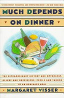 Cover - Much depends on dinner