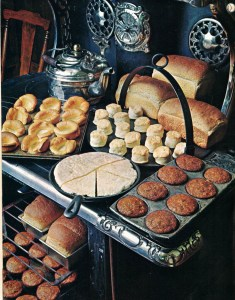 Bread photos - Burnaby Village