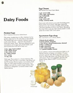 Dairy foods - Time honoured recipes