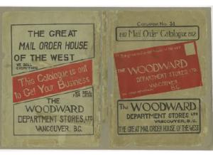 Woodwards Catalogue service vieww 1