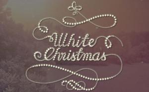white christmas pod