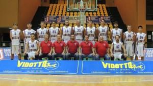BC Jesolo Prima Squadra Allenatori 2018-19