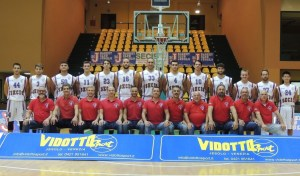 BC Jesolo Prima Squadra Staff 2018-19