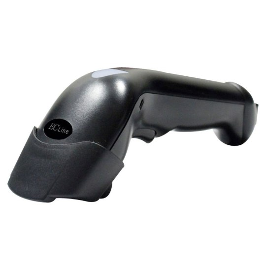 EC Line® EC-2D-8300 2D Area Handheld Barcode Scanner with blue light