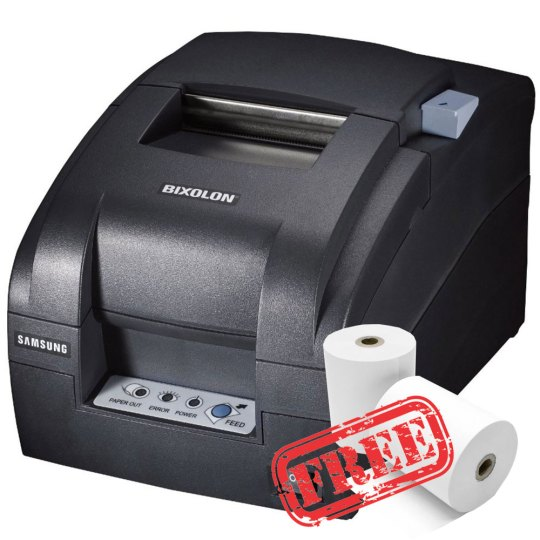 Samsung SRP-275 receipt, slip POS 2-Color printer with auto cut