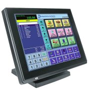 Protech PA-6225 - waterproof and bezel free touch POS terminal