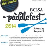 2014 PaddleFest Big Cedar Lake