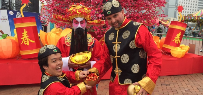 This Week at The AIA Great European Carnival - Choi Sun