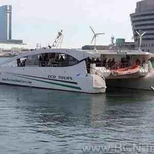 Eco-Catamaran Tour