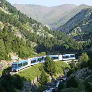 Pyrenees - Valle de Nuria
