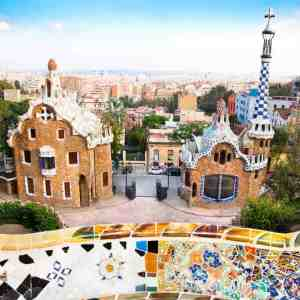 The Parc Guell - Skip the line