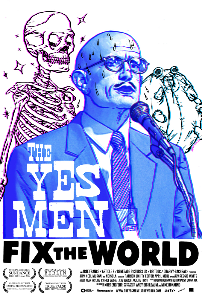 the yes men fix the world2