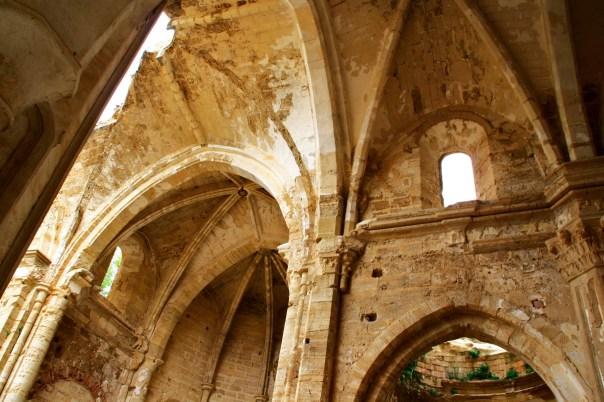 Ruinas de la Abadía