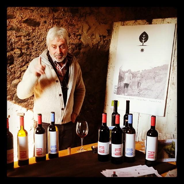 Cata de vinos de Celler Hidalgo. DOQ Priorat