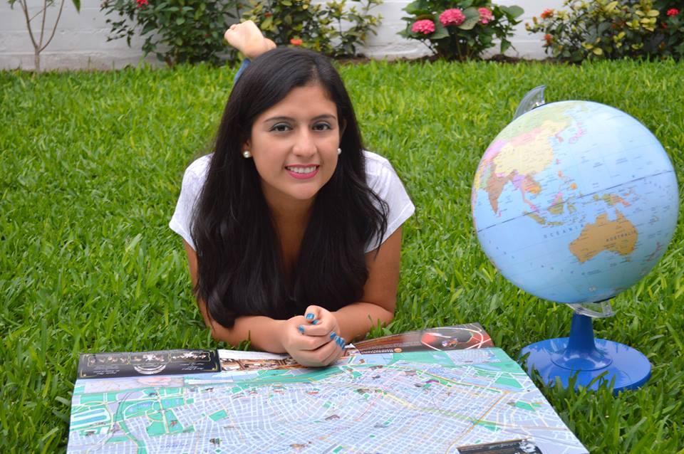Entrevista a Zaeli Rosario Gavidia Romero del blog Aventuras de una Viajera