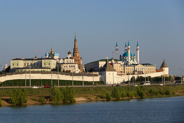 Kazán, una de las ciudades de mayor crecimiento en el ámbito del turismo