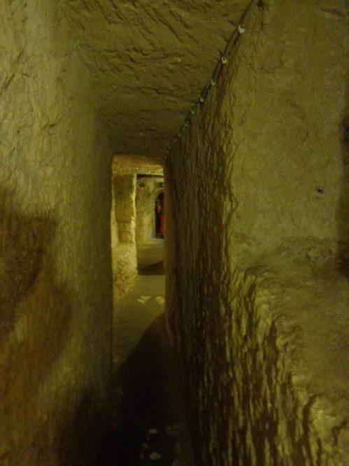 Sant Paul's Catacombs