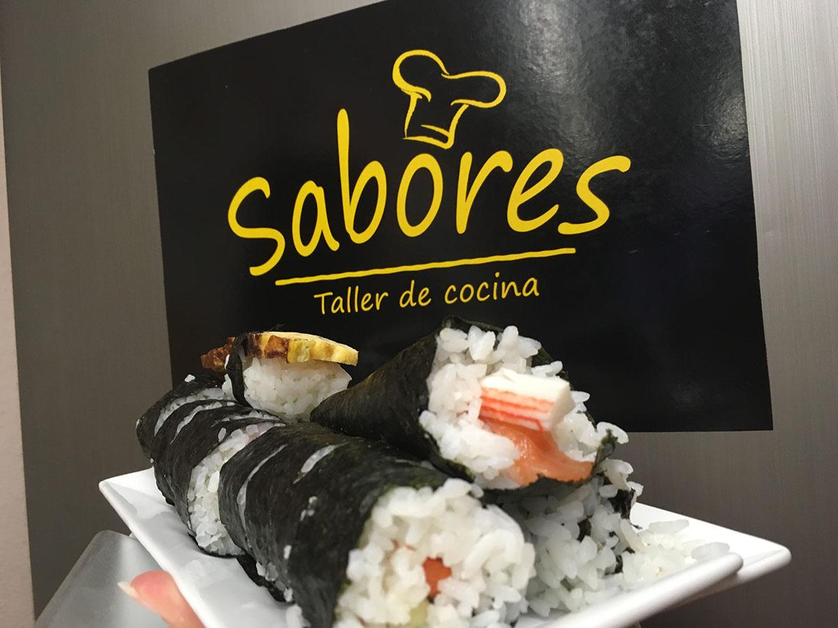 Actividad de #BcnTB3Anys: Taller de Sushi