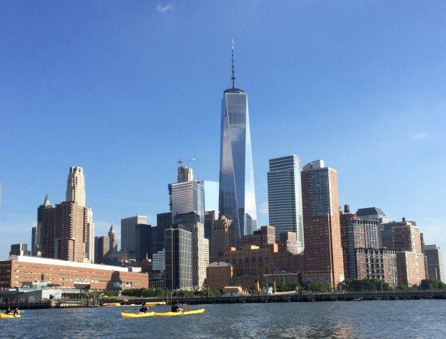 Rascacielos famosos de Nueva York