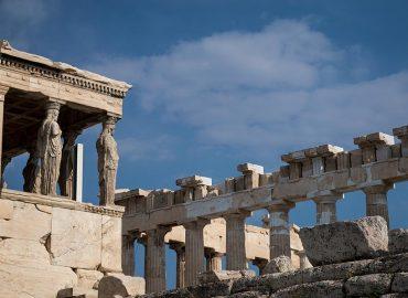 Viajar a Grecia, sentir la mediterraneidad.