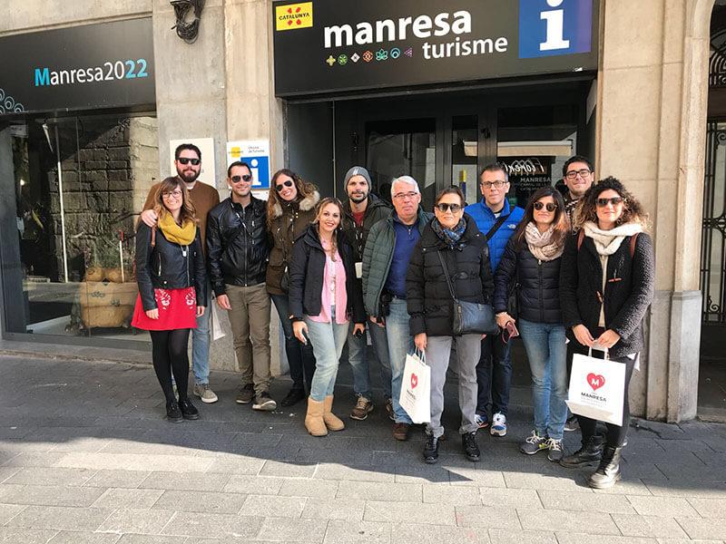 Manresa, el corazón de Cataluña