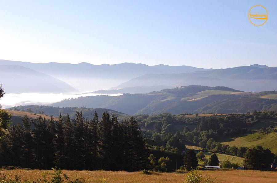 Camino de Santiago desde Oviedo