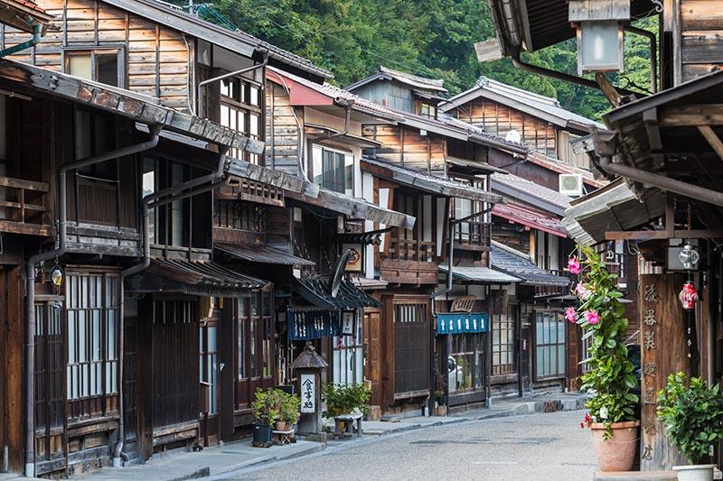 Los 5 Pueblos más bonitos de Japón