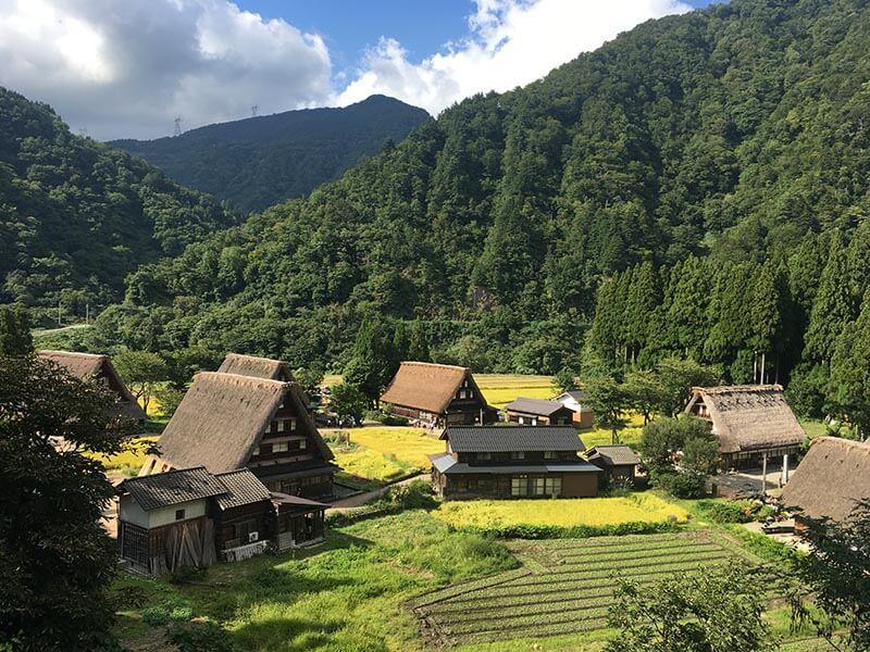 Mirador de Gokayama