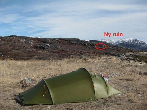 Ny ruin Ellersliehavn