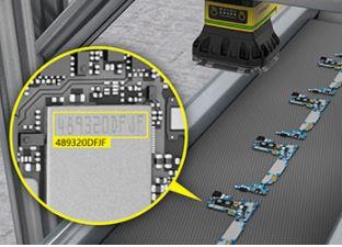 OCR de componentes electrónicos