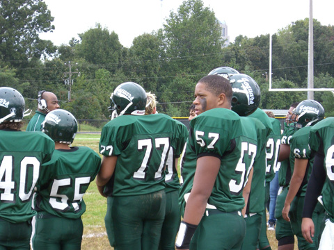 Falls Church High School Football