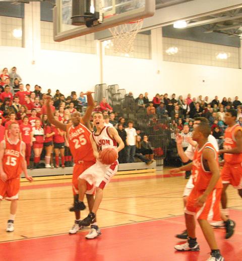 George Mason High School Basketball