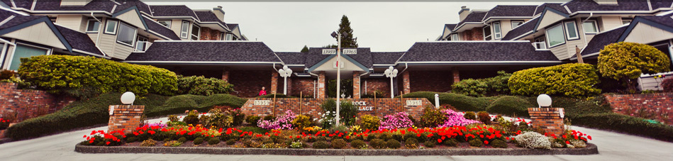 White Rock Village Is An Excellent Retirement Complex In Sunnyside Park South Surrey For People Aged 55 No Pets Or Rentals Allowed