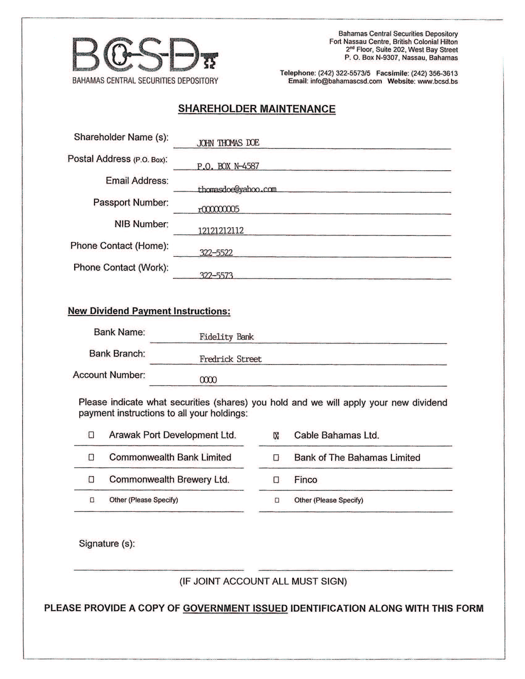indemnity template – Sample of Indemnity Form