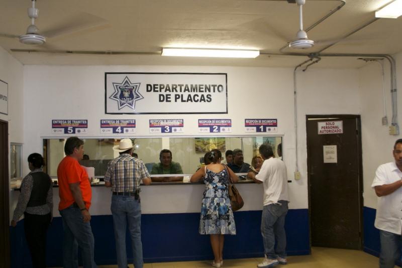 Transito La Paz 2