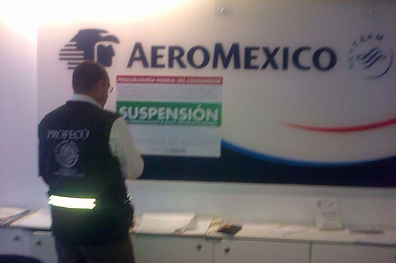aeromexico profeco la paz 2
