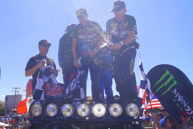 Baja 1000 2014 ganadores