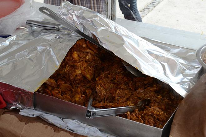 Taco comida Taqueria Don Pedro 6