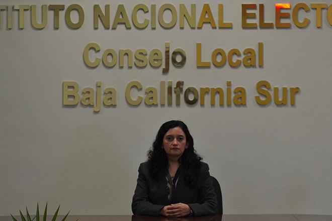 Claudia Rodriguez Sanchez, INE