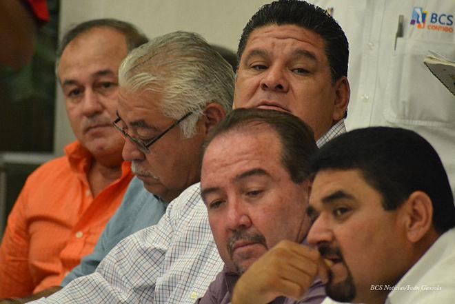 Alcaldes de BCS