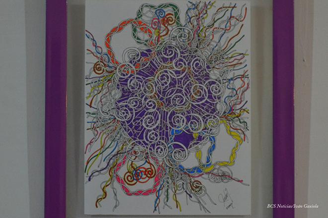 Jesus Flores exposicion dibujo 4