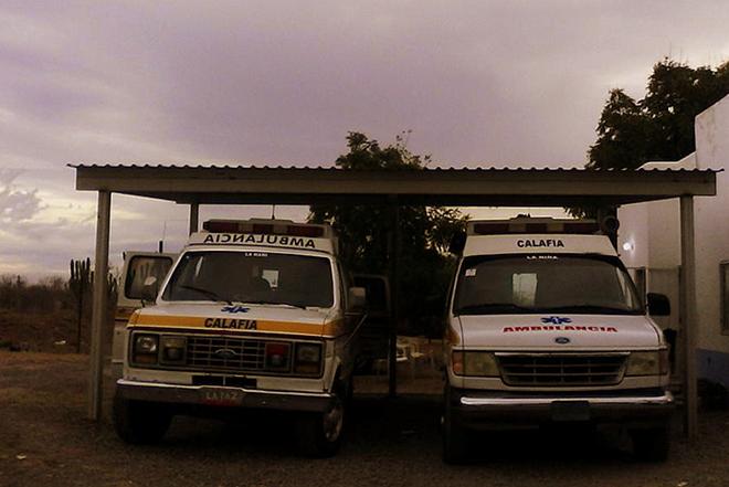 ambulancias calafia