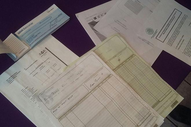 Cheques papeles PES Osiris