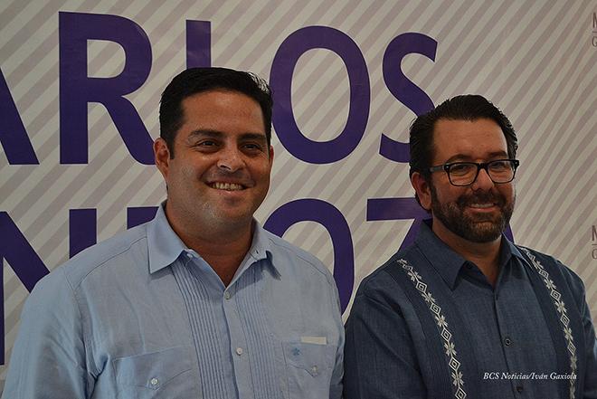 Carlos Rochin Jesus Sobarzo Oficina del Ejecutivo Comunicacion Social