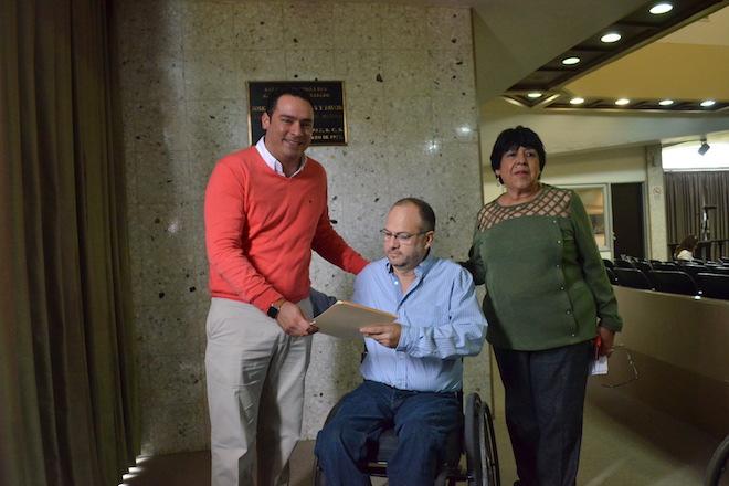 discapacitados iniciativa congreso