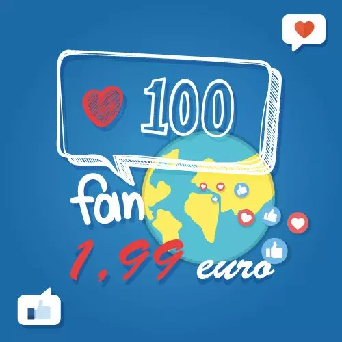 compra facebook like e fan
