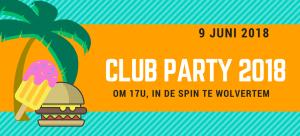 BCW ClUB PARTY 2018 (Toernooi + BBQ) @ De Spin | Meise | Vlaanderen | België